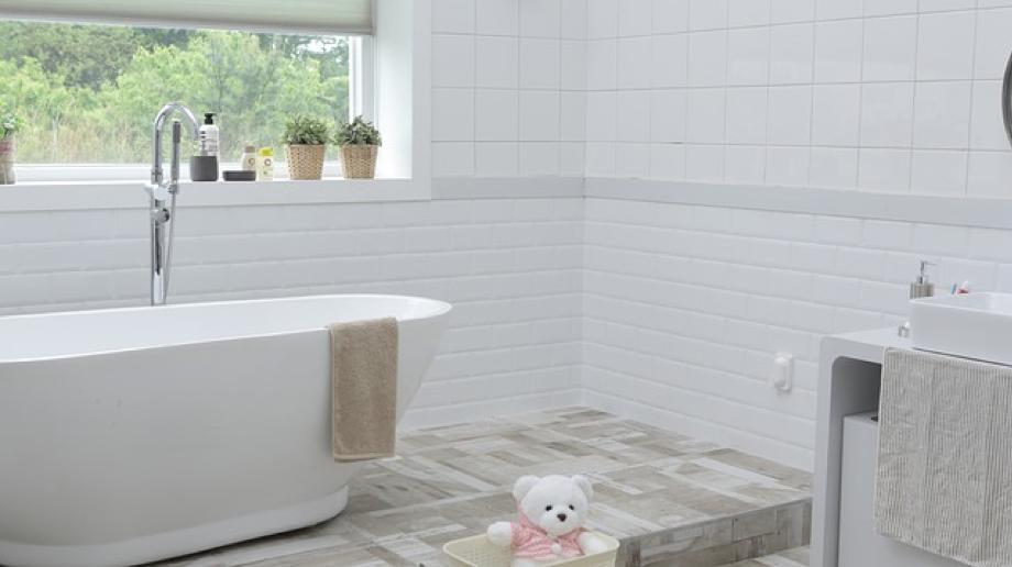 Af modish Sådan indretter du et lille badeværelse » RL32