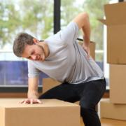 Flytning uden rygsmerter